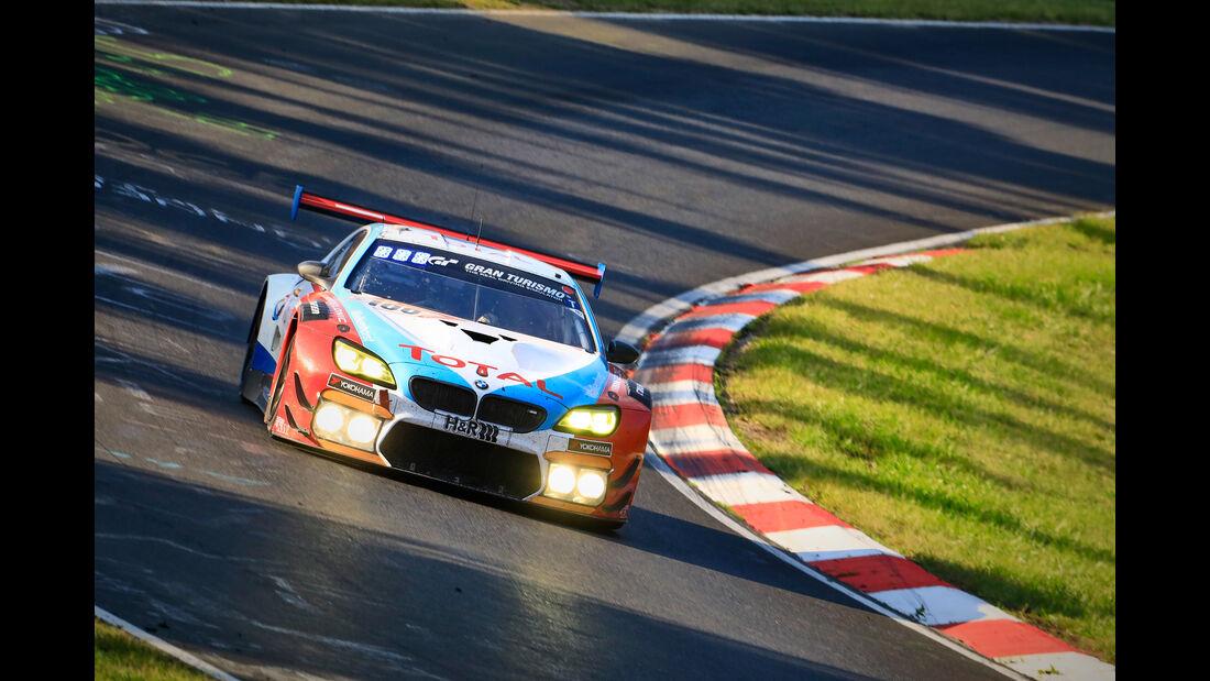 BMW M6 GT3 - Startnummer #100 - 24h Rennen Nürburgring - 22. Juni 2019