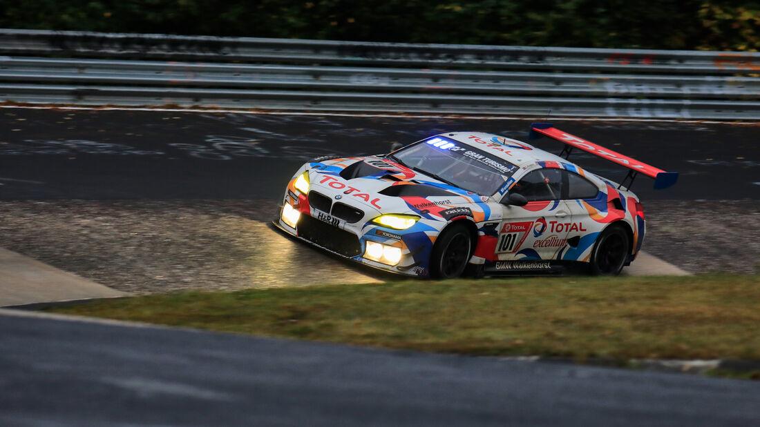 BMW M6 GT3 - Startnummer 101 - 24h Rennen Nürburgring - Nürburgring-Nordschleife - 26. September 2020