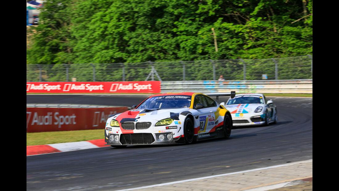 BMW M6 GT3 - Startnummer #102 - 24h-Rennen Nürburgring 2018 - Nordschleife - Samstag 12.5.2018