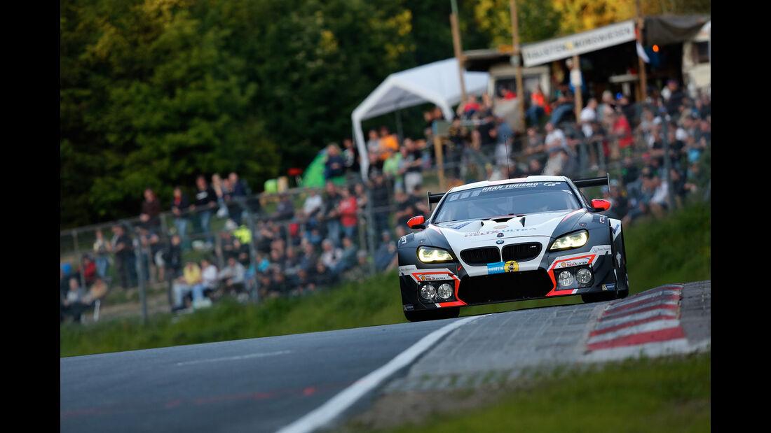 BMW M6 GT3 - Startnummer #19 - 24h-Rennen Nürburgring 2017 - Nordschleife