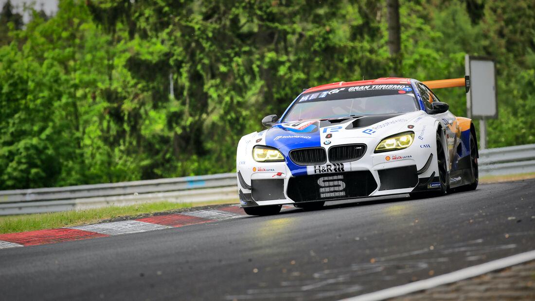 BMW M6 GT3 - Startnummer 20 - 24h Rennen Nürburgring - Nürburgring-Nordschleife - 3. Juni 2021