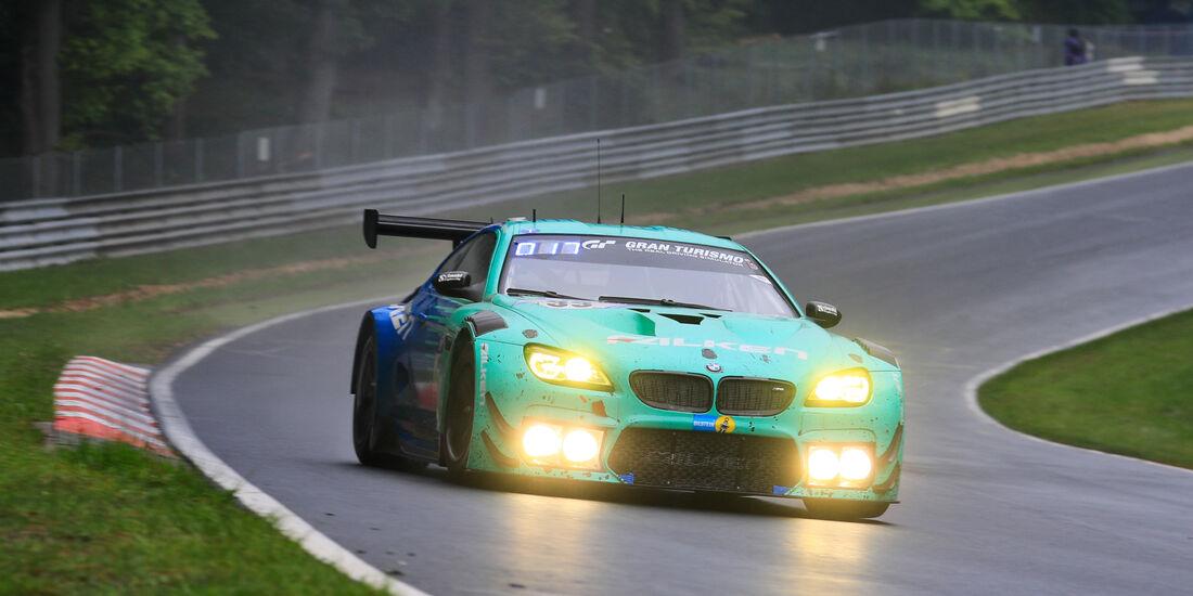 BMW M6 GT3 - Startnummer #33 - 24h-Rennen Nürburgring 2018 - Nordschleife - 13.5.2018