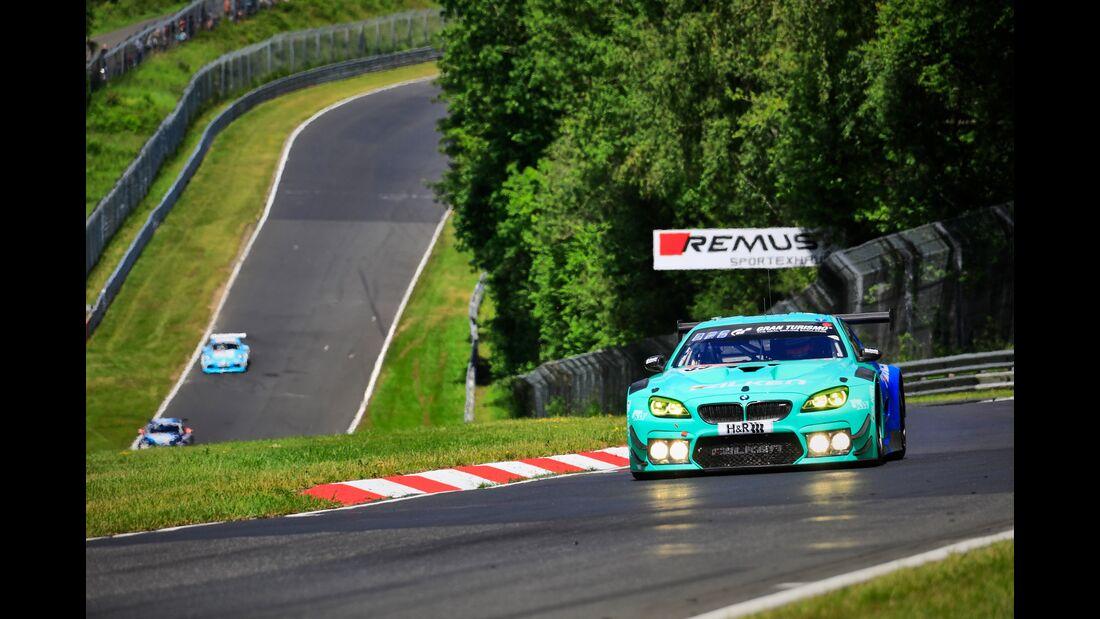 BMW M6 GT3 - Startnummer #33 - 24h Rennen Nürburgring - 21. Juni 2019