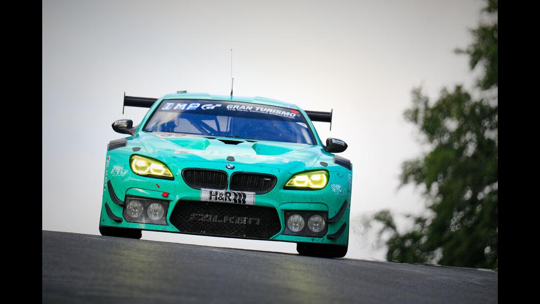 BMW M6 GT3 - Startnummer #33 - 24h Rennen Nürburgring - 22. Juni 2019