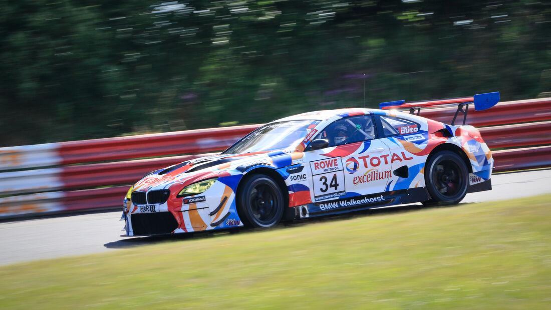BMW M6 GT3 - Startnummer #34 - Walkenhorst Motorsport - SP9 Pro - NLS 2020 - Langstreckenmeisterschaft - Nürburgring - Nordschleife