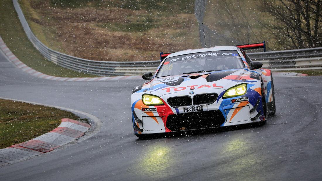 BMW M6 GT3 - Startnummer #34 - Walkenhorst Motorsport - SP9 Pro - NLS 2021 - Langstreckenmeisterschaft - Nürburgring - Nordschleife