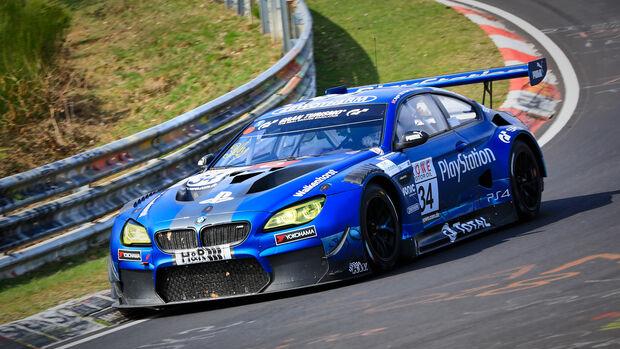 BMW M6 GT3 - Startnummer #34 - Walkenhorst Motorsport - SP9 Pro - VLN 2019 - Langstreckenmeisterschaft - Nürburgring - Nordschleife