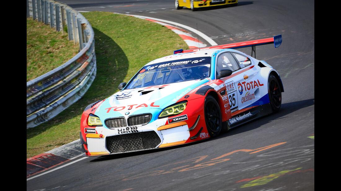 BMW M6 GT3 - Startnummer #35 - Walkenhorst Motorsport - SP9 Pro-Am - VLN 2019 - Langstreckenmeisterschaft - Nürburgring - Nordschleife