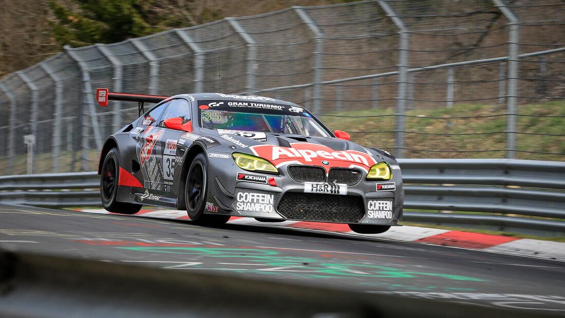 BMW M6 GT3 - Startnummer #35 - Walkenhorst Motorsport - SP9 Pro - NLS 2021 - Langstreckenmeisterschaft - Nürburgring - Nordschleife
