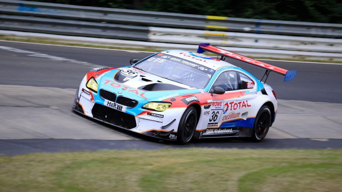 BMW M6 GT3 - Startnummer #36 - Walkenhorst Motorsport - SP9 Am - NLS 2020 - Langstreckenmeisterschaft - Nürburgring - Nordschleife