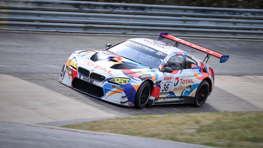BMW M6 GT3 - Startnummer #36 - Walkenhorst Motorsport - SP9 Am NLS 2021 - Langstreckenmeisterschaft - Nürburgring - Nordschleife