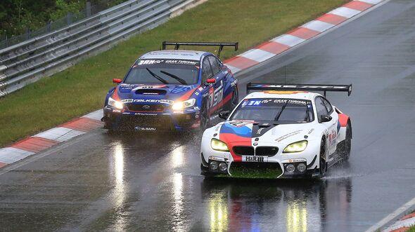 BMW M6 GT3 - Startnummer #42 - 24h Rennen Nürburgring - 20. Juni 2019