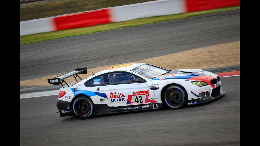 BMW M6 GT3 - Startnummer #42 - 24h Rennen Nürburgring - 22. Juni 2019