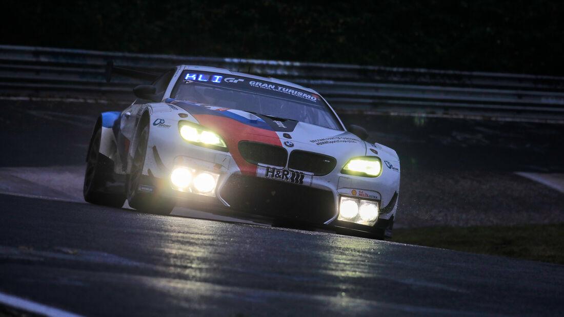 BMW M6 GT3 - Startnummer 42 - 24h Rennen Nürburgring - Nürburgring-Nordschleife - 26. September 2020