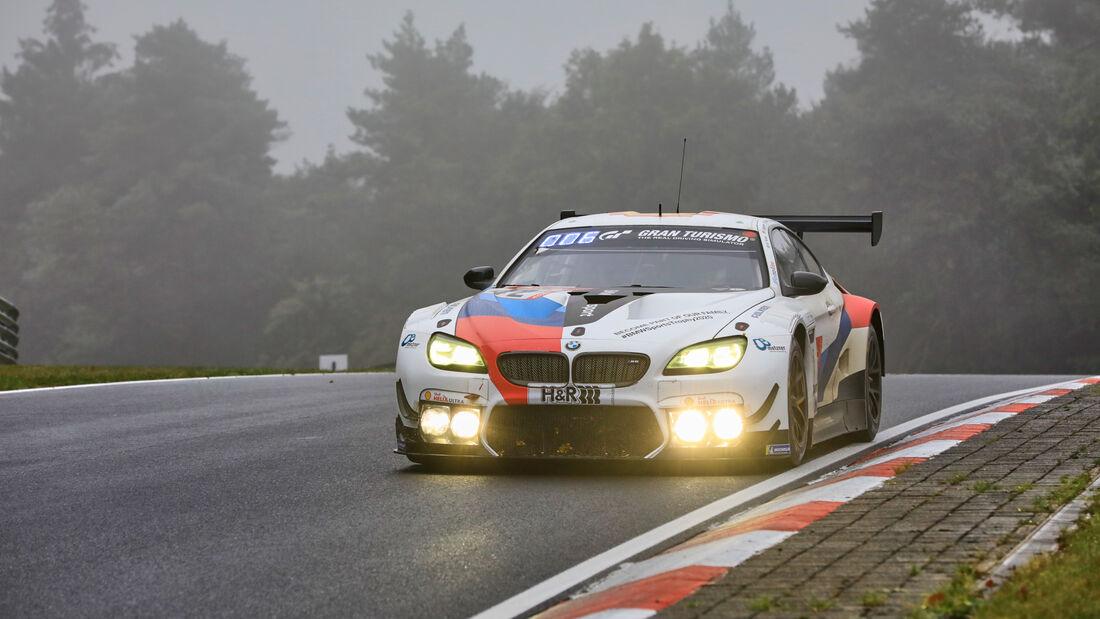 BMW M6 GT3 - Startnummer 42 - 24h Rennen Nürburgring - Nürburgring-Nordschleife - 27. September 2020