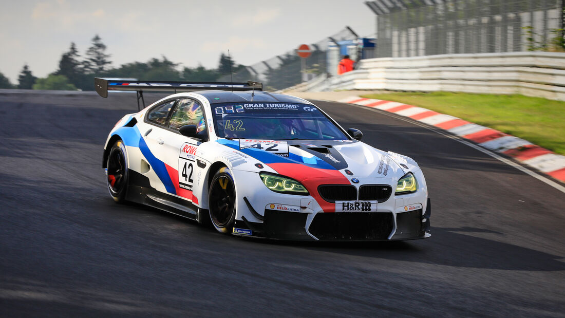 BMW M6 GT3 - Startnummer #42 - BMW Team Schnitzer - SP9 Pro - NLS 2020 - Langstreckenmeisterschaft - Nürburgring - Nordschleife