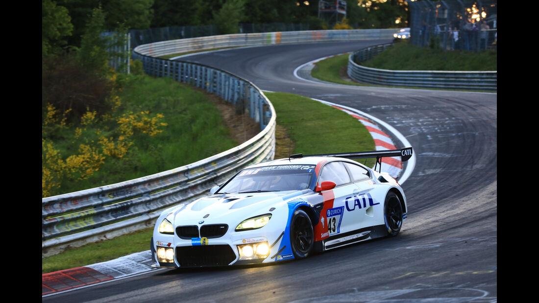 BMW M6 GT3 - Startnummer #43 - 24h-Rennen Nürburgring 2017 - Nordschleife