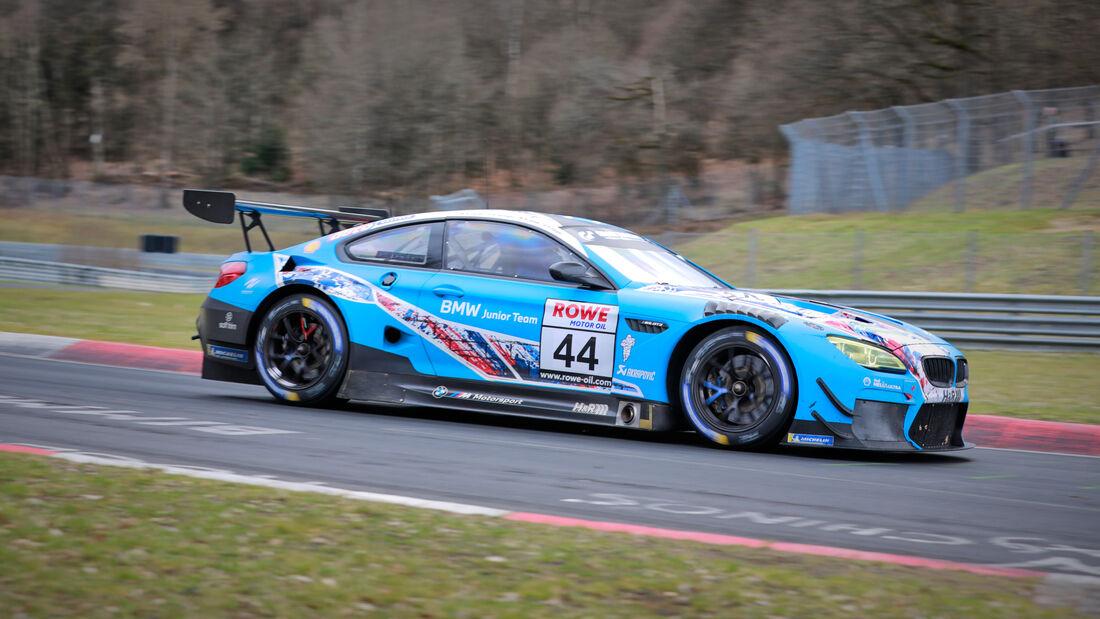 BMW M6 GT3 - Startnummer #44 - BMW Junior Team - SP9 Pro - NLS 2021 - Langstreckenmeisterschaft - Nürburgring - Nordschleife