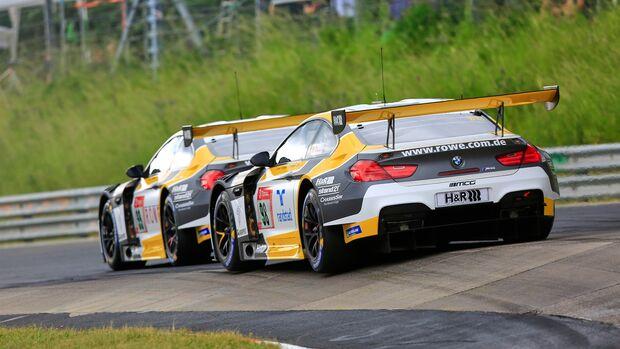 BMW M6 GT3 - Startnummer #98 - 24h Rennen Nürburgring - 20. Juni 2019