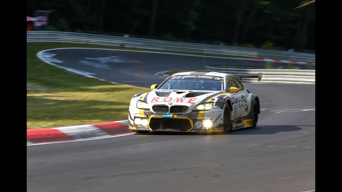 BMW M6 GT3 - Startnummer #98 - 24h-Rennen Nürburgring 2017 - Nordschleife - Sonntag - 28.5.2017