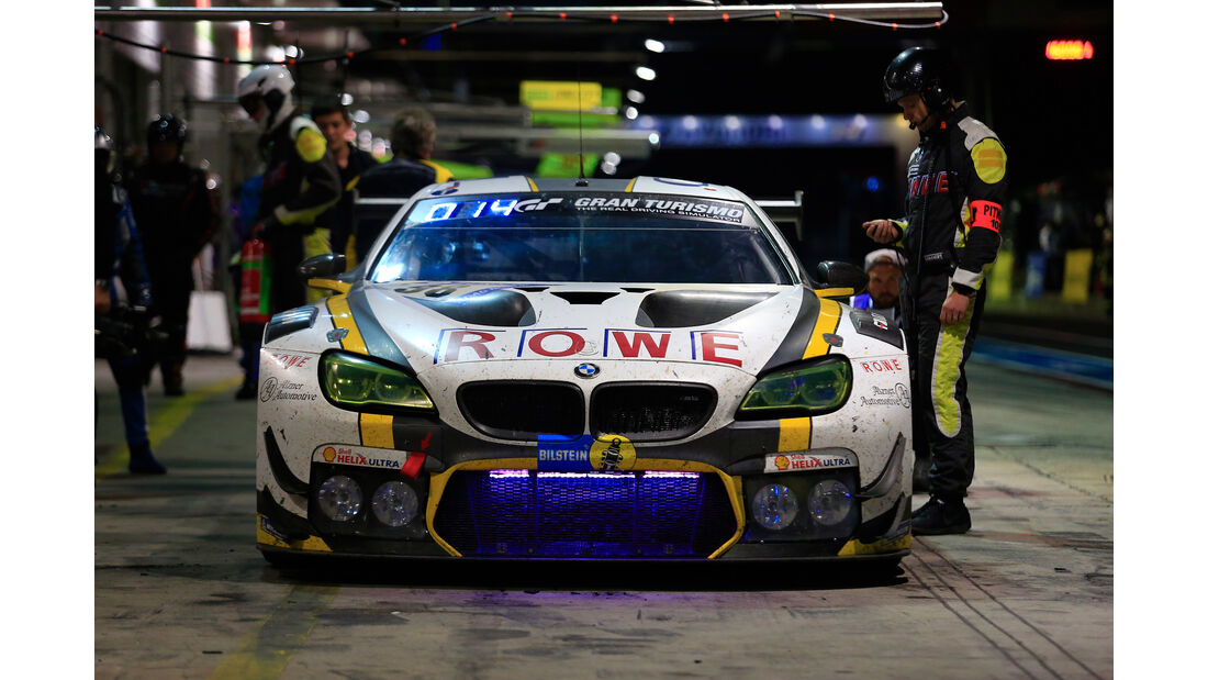 BMW M6 GT3 - Startnummer #98 - 24h-Rennen Nürburgring 2018 - Nordschleife - 12.5.2018
