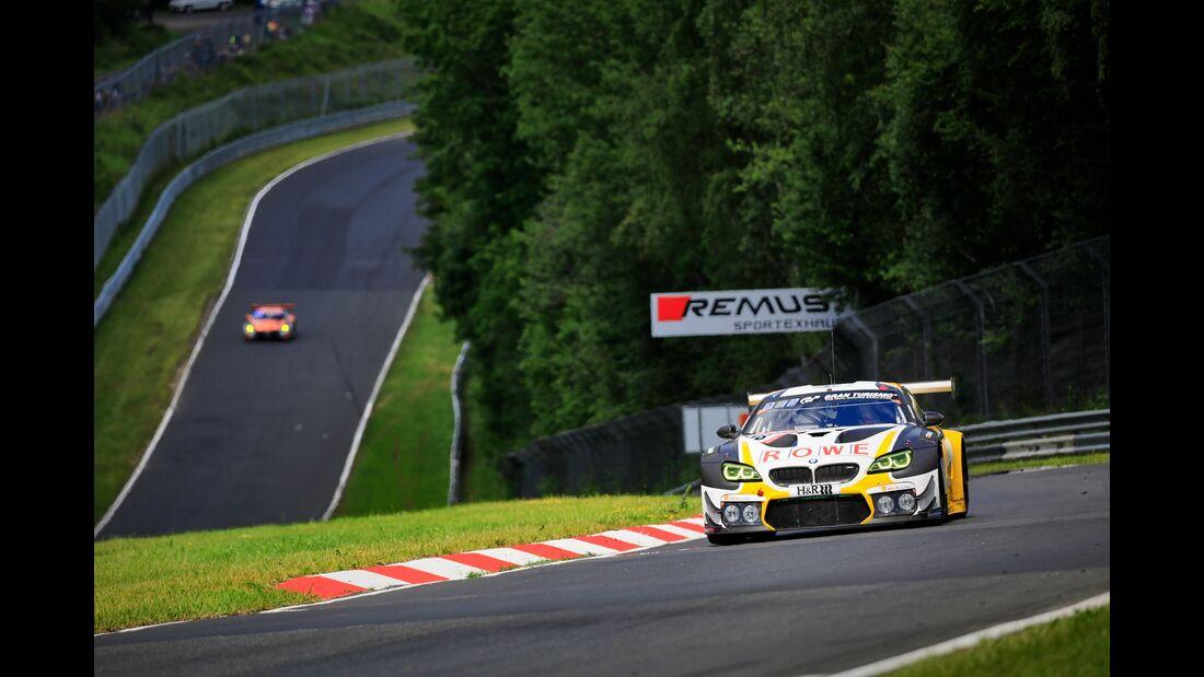 BMW M6 GT3 - Startnummer #98 - 24h Rennen Nürburgring - 21. Juni 2019