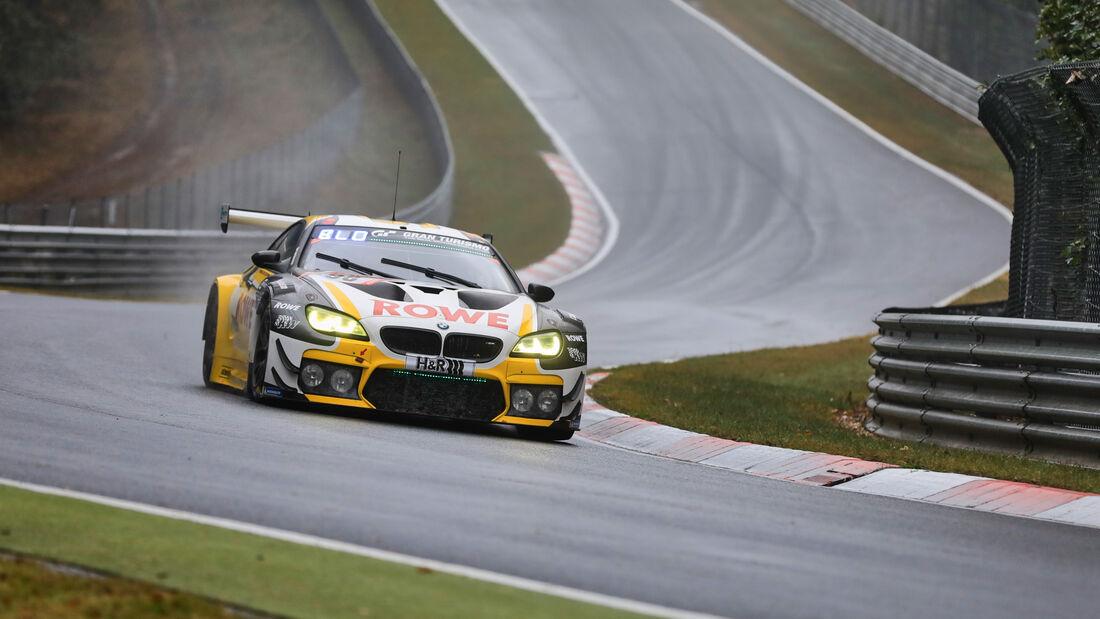BMW M6 GT3 - Startnummer 98 - 24h Rennen Nürburgring - Nürburgring-Nordschleife - 26. September 2020