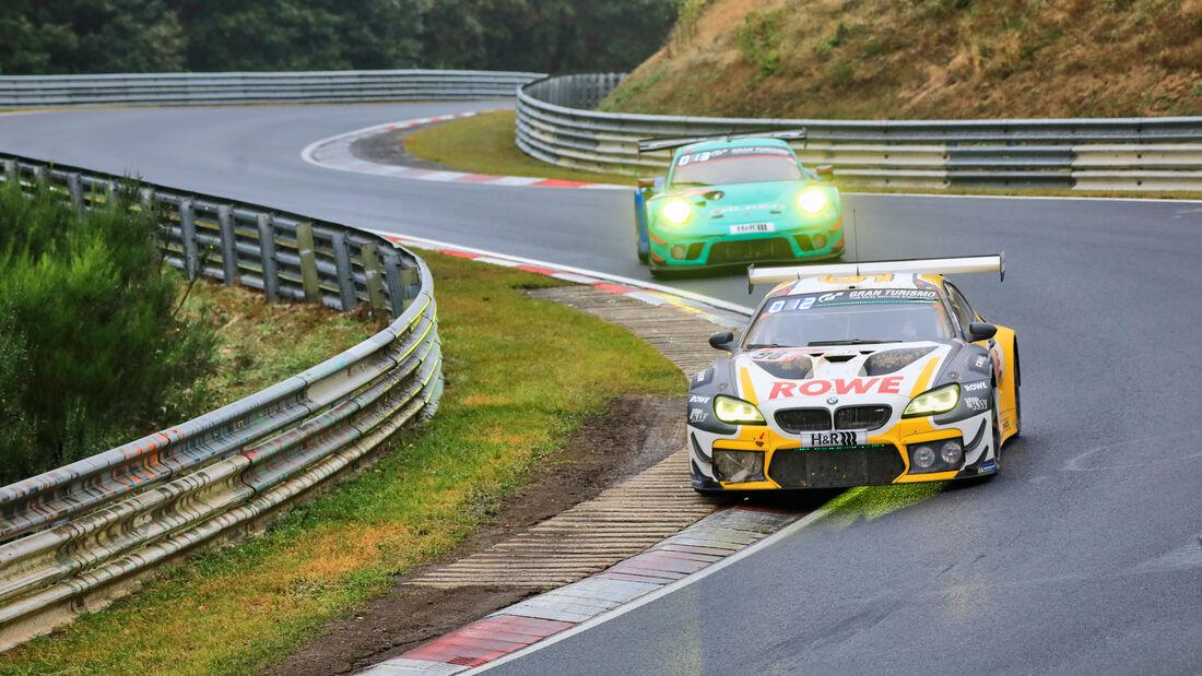 BMW M6 GT3 - Startnummer 98 - 24h Rennen Nürburgring - Nürburgring-Nordschleife - 27. September 2020