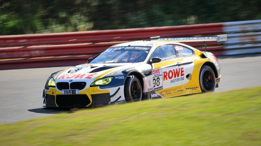 BMW M6 GT3 - Startnummer #98 - ROWE RACING - SP9 Pro - NLS 2020 - Langstreckenmeisterschaft - Nürburgring - Nordschleife