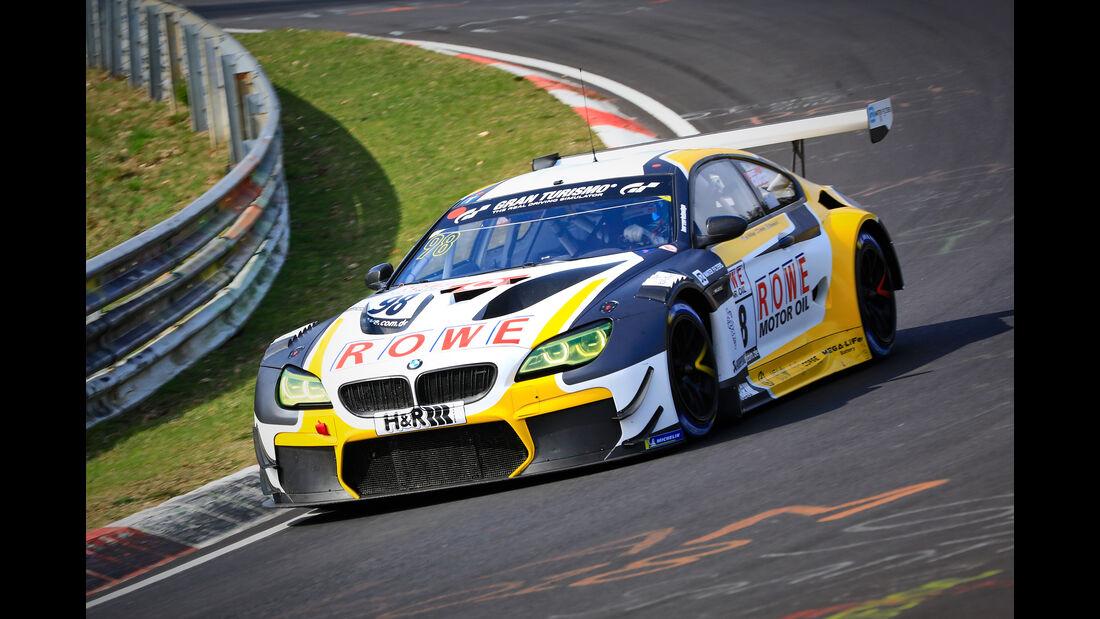 BMW M6 GT3 - Startnummer #98 - Rowe Racing - SP9 Pro - VLN 2019 - Langstreckenmeisterschaft - Nürburgring - Nordschleife