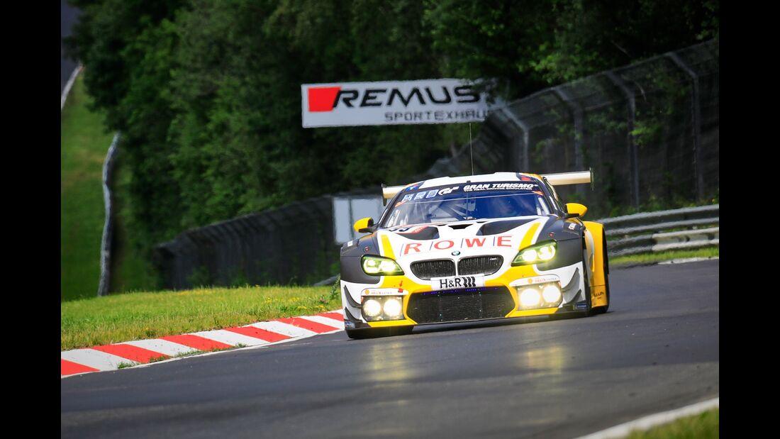 BMW M6 GT3 - Startnummer #99 - 24h Rennen Nürburgring - 21. Juni 2019