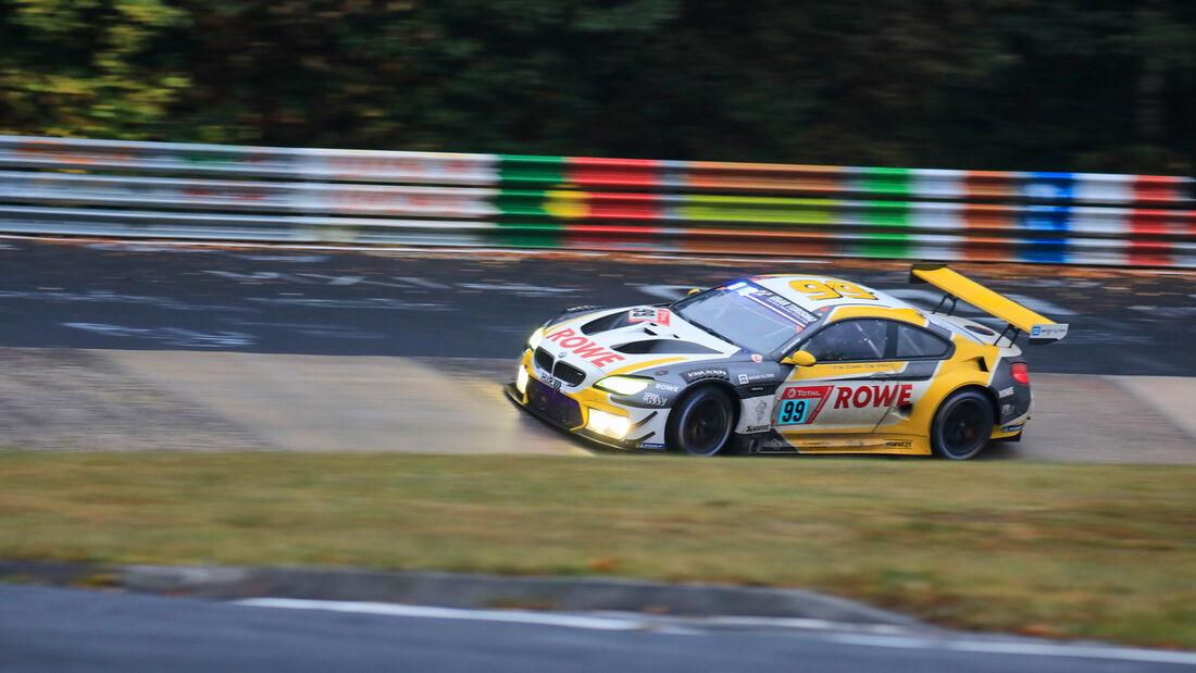 BMW M6 GT3 - Startnummer 99 - 24h Rennen Nürburgring - Nürburgring-Nordschleife - 26. September 2020