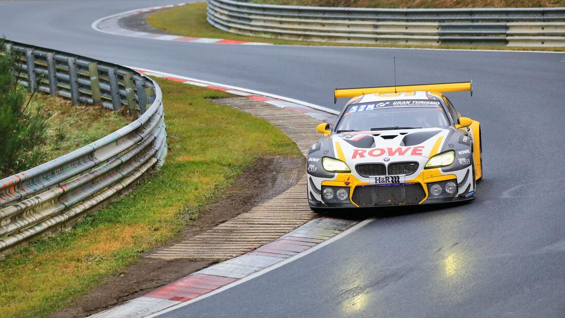 BMW M6 GT3 - Startnummer 99 - 24h Rennen Nürburgring - Nürburgring-Nordschleife - 27. September 2020