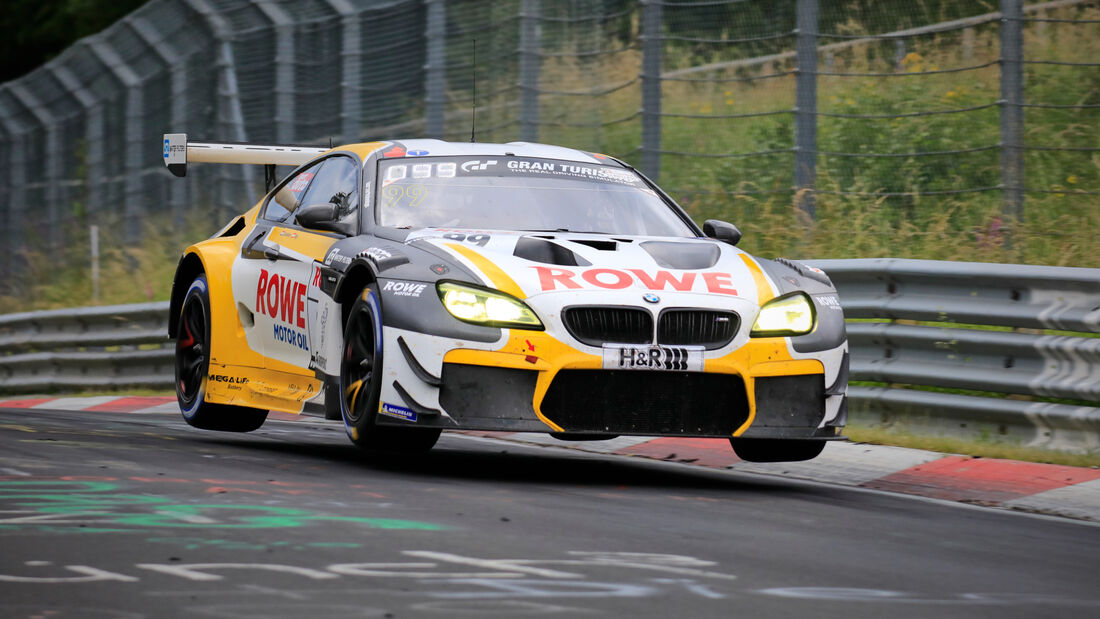 BMW M6 GT3 - Startnummer #99 - Rowe Racing - SP9 Pro - NLS 2020 - Langstreckenmeisterschaft - Nürburgring - Nordschleife