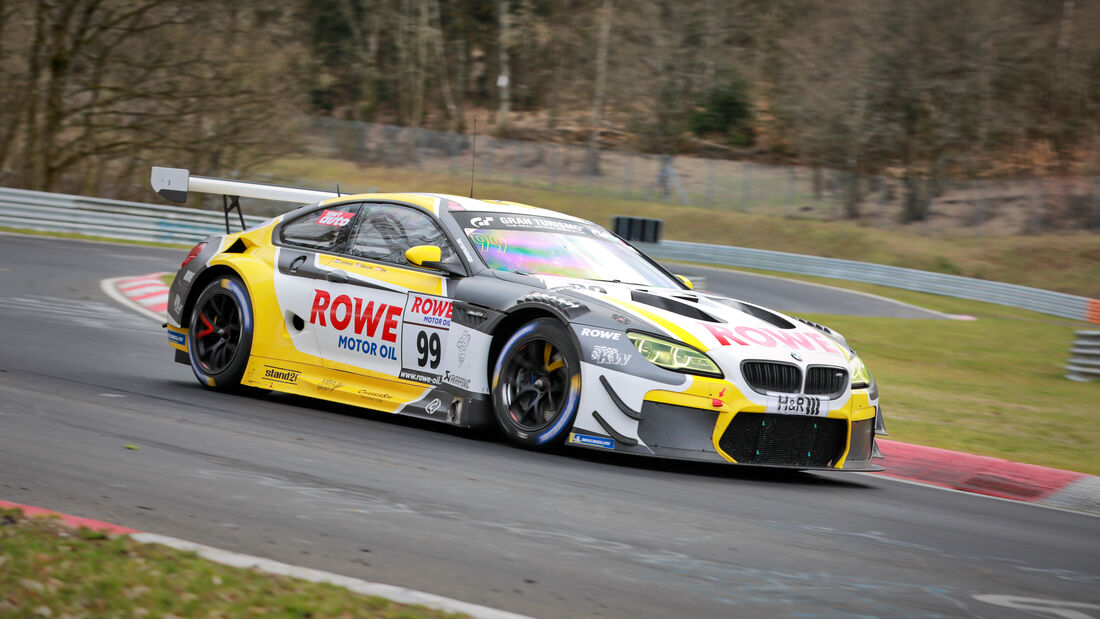 BMW M6 GT3 - Startnummer #99 - Rowe Racing - SP9 Pro - NLS 2021 - Langstreckenmeisterschaft - Nürburgring - Nordschleife