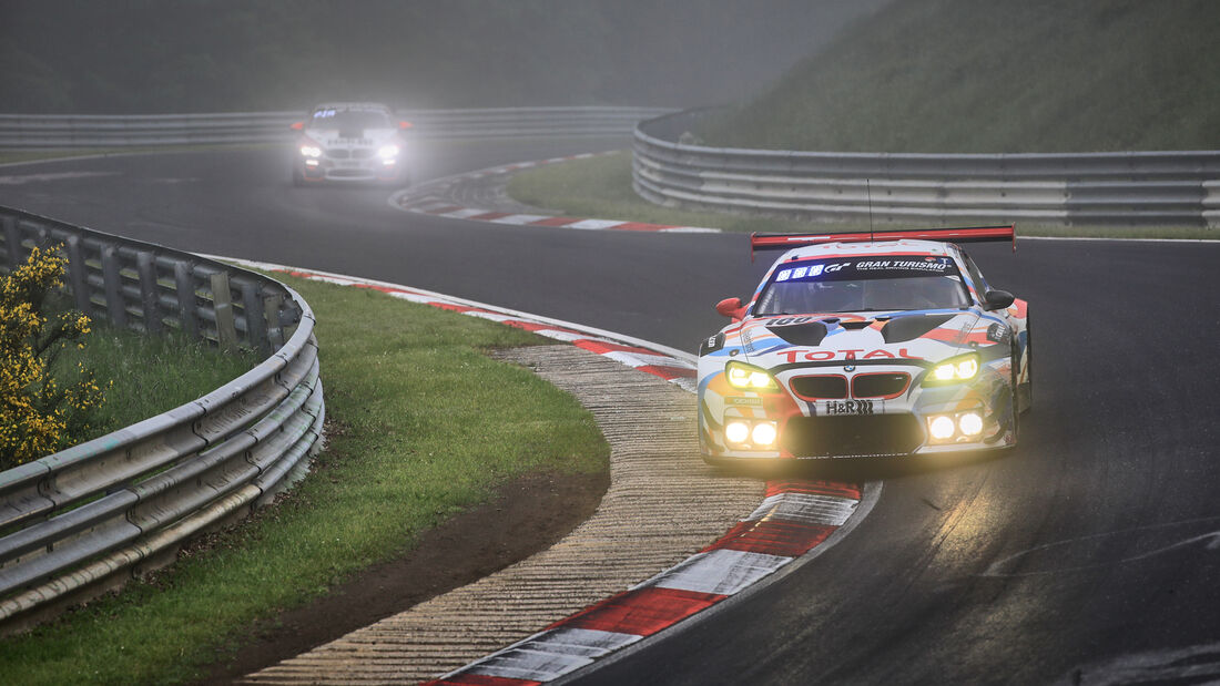 BMW M6 GT3 - Walkenhorst Motorsport - Startnummer #100 - 24h-Rennen Nürburgring - Nürburgring-Nordschleife - 6. Juni 2021