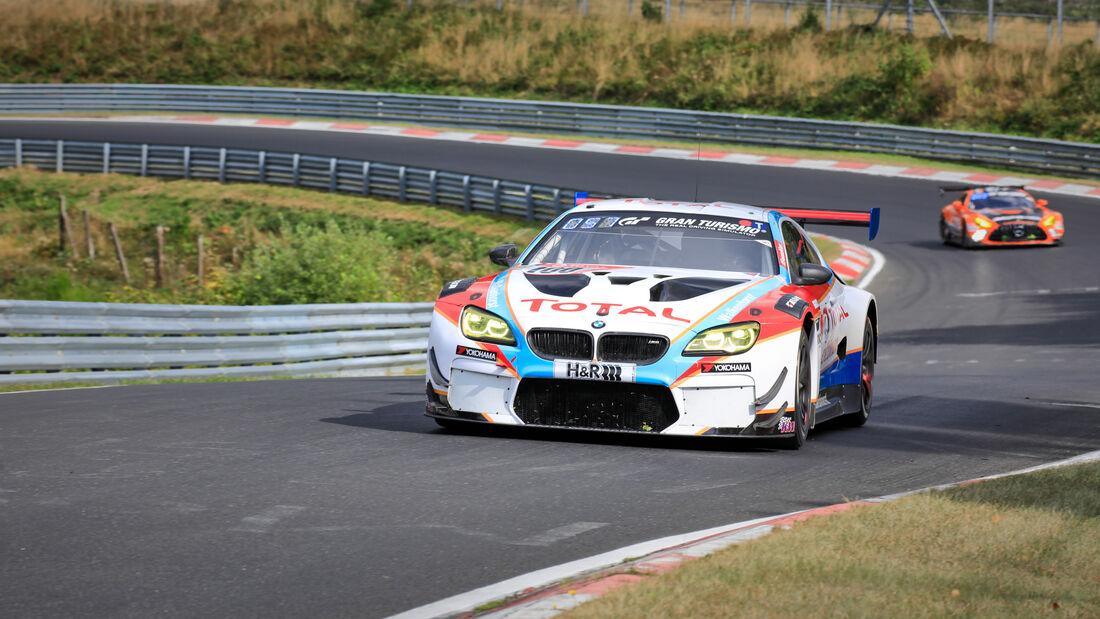 BMW M6 GT3 - Walkenhorst Motorsport - Startnummer #100 - 24h-Rennen - Nürburgring - Nordschleife - Donnerstag - 24. September 2020