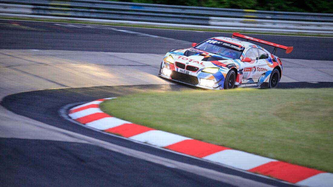 BMW M6 GT3 - Walkenhorst Motorsport - Startnummer #100 - Klasse: SP 9 (FIA-GT3) PRO-AM - 24h-Rennen - Nürburgring - Nordschleife - 03. - 06. Juni 2021