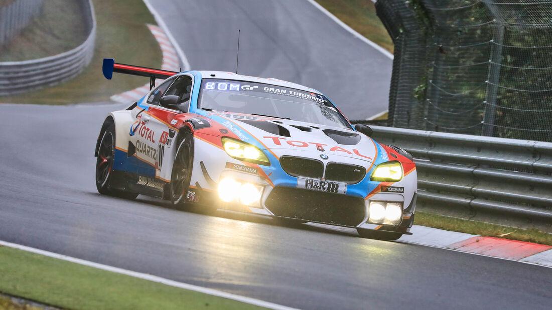 BMW M6 GT3 - Walkenhorst Motorsport - Startnummer #100 - Klasse: SP9 Pro-Am - 24h-Rennen - Nürburgring - Nordschleife - 24. bis 27. September 2020