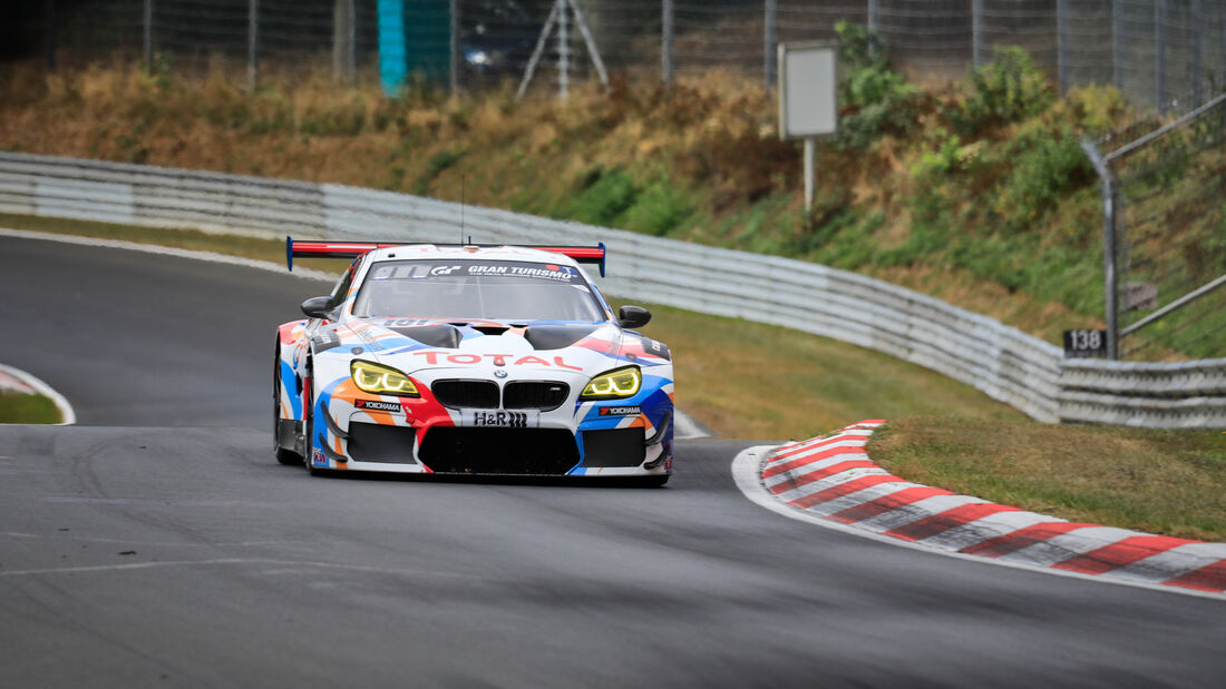 BMW M6 GT3 - Walkenhorst Motorsport - Startnummer #101 - 24h-Rennen - Nürburgring - Nordschleife - Donnerstag - 24. September 2020