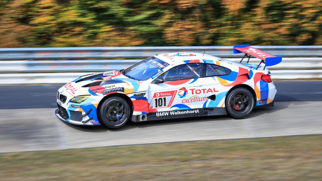 BMW M6 GT3 - Walkenhorst Motorsport - Startnummer #101 - Klasse: SP9 - 24h-Rennen - Nürburgring - Nordschleife - 24. bis 27. September 2020