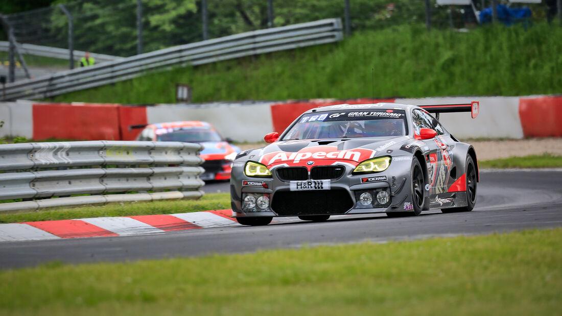 BMW M6 GT3 - Walkenhorst Motorsport - Startnummer #102 - Klasse: SP 9 (FIA-GT3) - 24h-Rennen - Nürburgring - Nordschleife - 03. - 06. Juni 2021