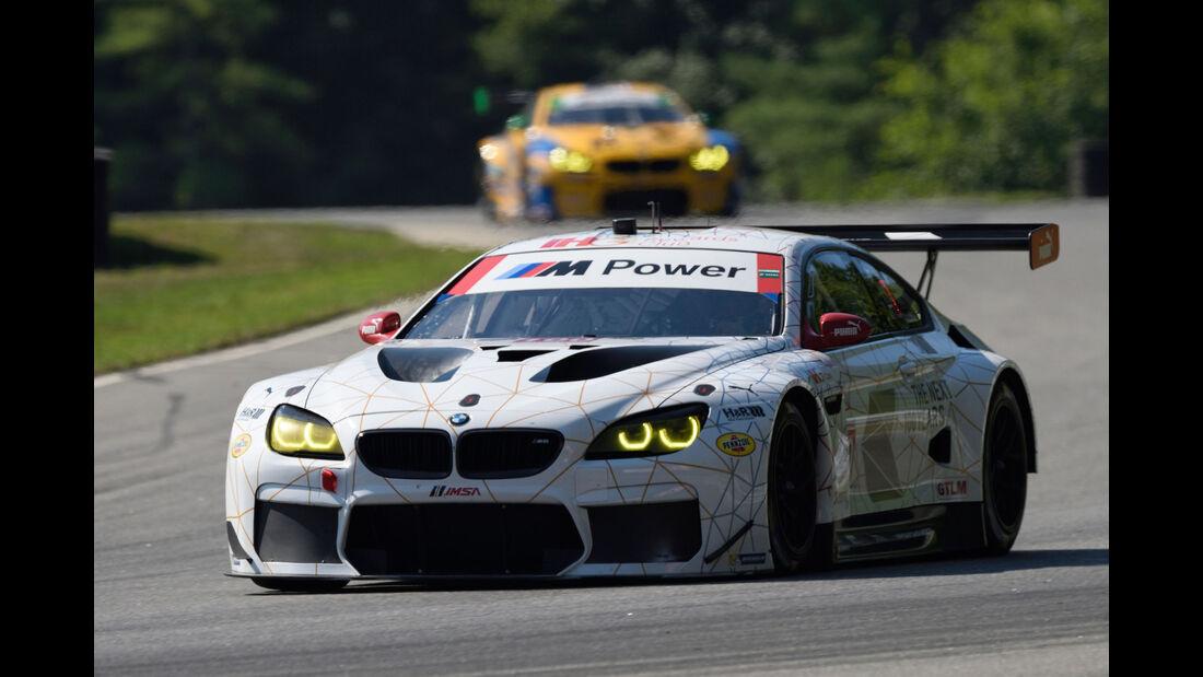 BMW M6 GTLM - IMSA - Sportwagen - GT