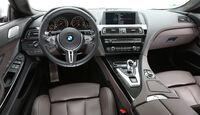 BMW M6 Gran Coupé, Cockpit, Lenkrad