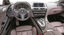 BMW M6 Gran Coupé, Cockpit