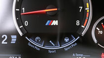 BMW M6 Gran Coupé, Drehzahlmesser
