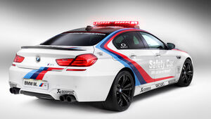 BMW M6 Gran Coupé Safety Car 2013