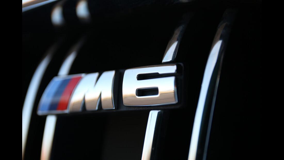 BMW M6 Gran Coupé, Typenbezeichnung