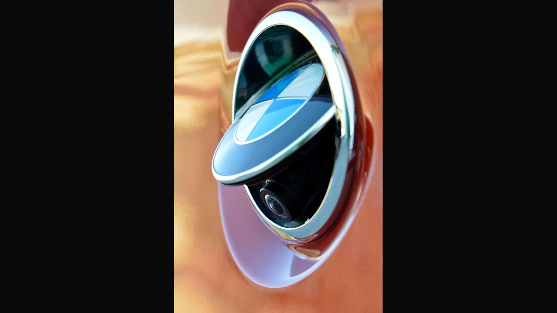 BMW M6, Kamera