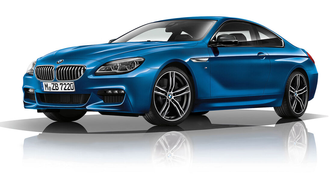 BMW M6 M Sport Limited Edition